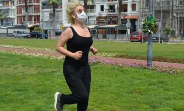 Prof. Dr. Mehmet Sezai Taşbakan'dan uyarı: 'Maskeyle uzun süre spor yapmayın'