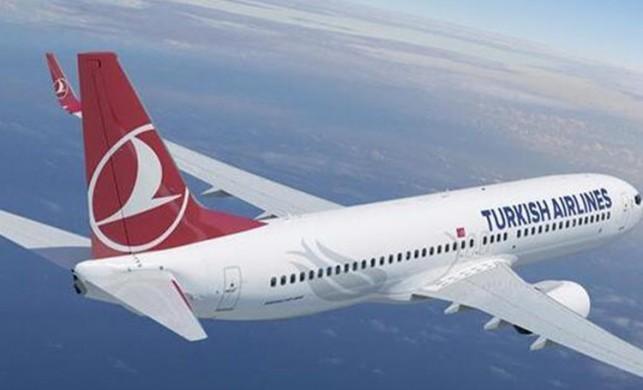 THY'nin 9 milyon sembolik yolculu 19 Mayıs özel uçuşu!