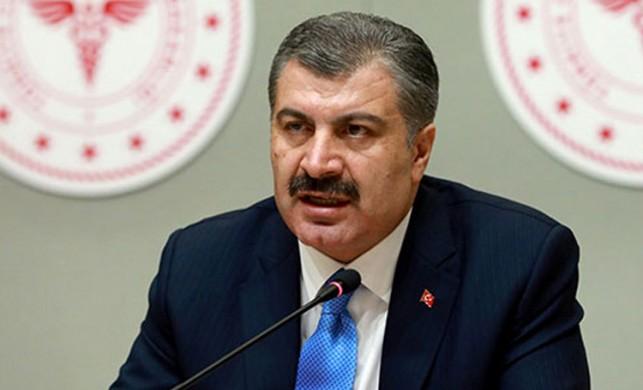 Sağlık Bakanı Koca: Risk devam ediyor, tedbirlere uyalım