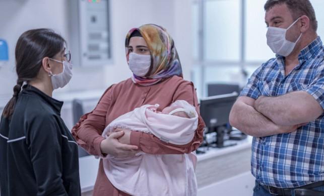 7 aylık hamileyken markette koronavirüs kapan Nilüfer Gündüz yaşadığı süreci anlattı