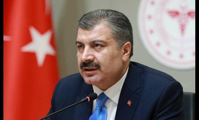 Sağlık Bakanı Fahrettin Koca açıkladı: Virüs yüzünden son 24 saate 27 kişi yaşamını yitirdi