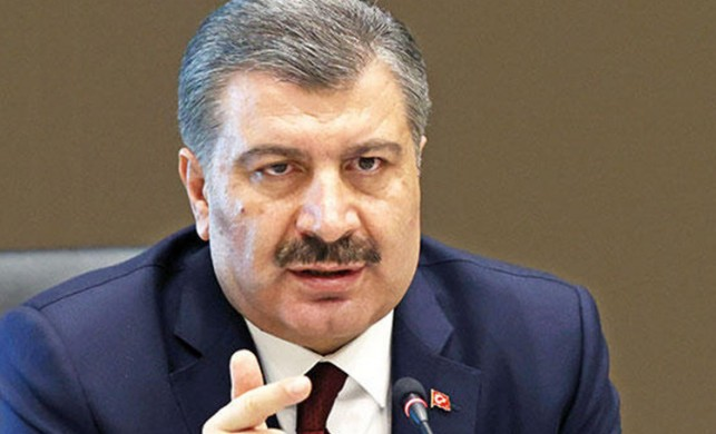 Sağlık Bakanı Fahrettin Koca'dan 'Hidroksiklorokin' ilacı itirazı!