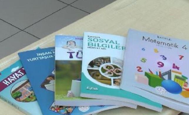 MEB, öğrencilere ücretsiz dağıtılacak ders kitaplarını gönderdi!