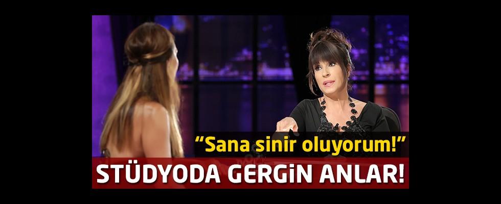 Hülya Avşar itiraf etti: 'Ben sana sinir oluyorum!'
