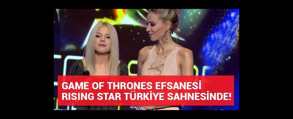 Emina Sandal'dan o yarışmacıya Game Of Thrones benzetmesi