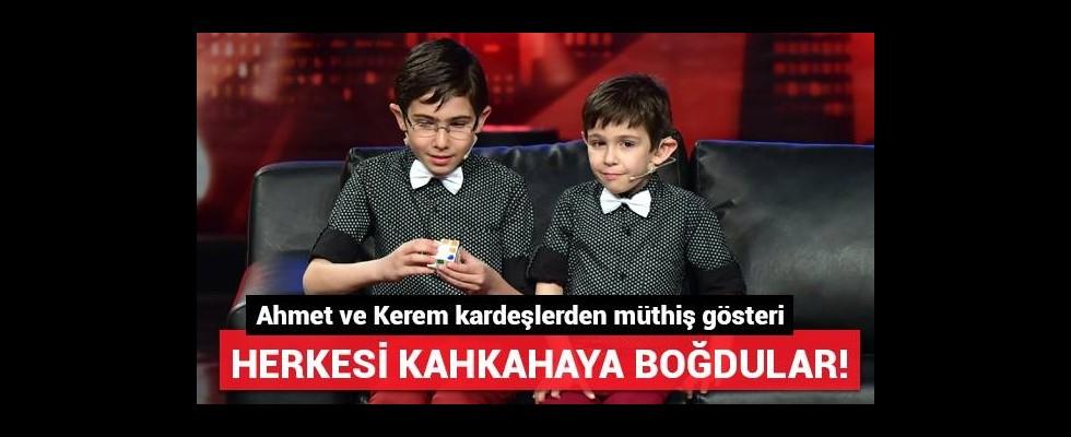 Ahmet Barış Atlı ve Kerem Atlı'nın ikinci tur performansı