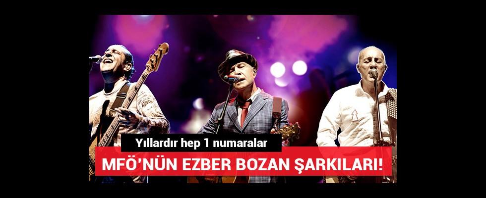 MFÖ'nün ezber bozan şarkıları!