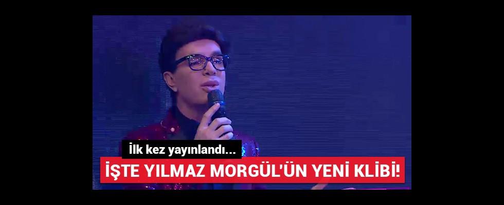 Yılmaz Morgül'ün yeni klibi ilk kez TV8 ekranlarında!