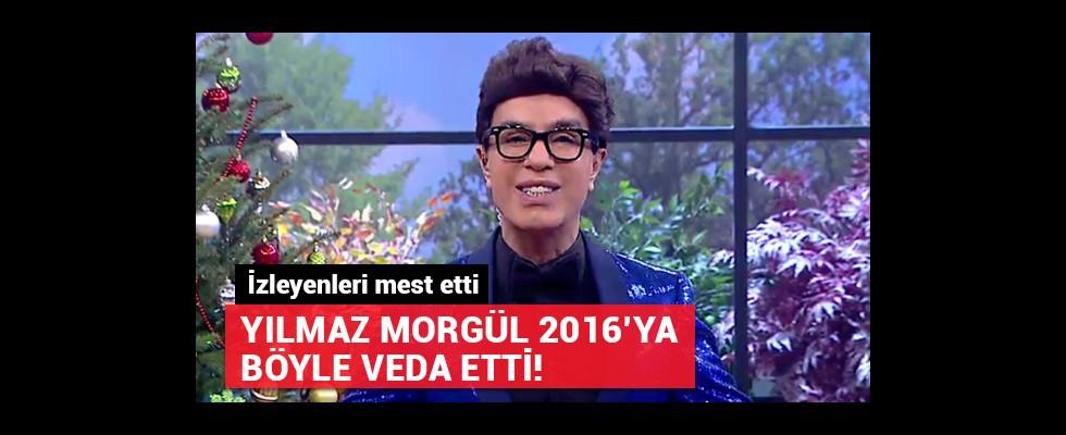 Yılmaz Morgül 2016'ya böyle veda etti!