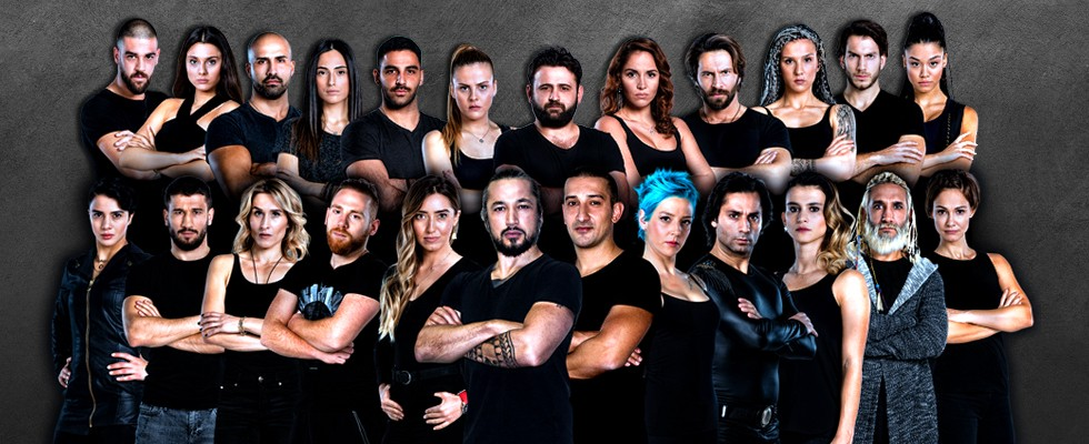 Survivor 2017 Cumartesi günü TV8'de!