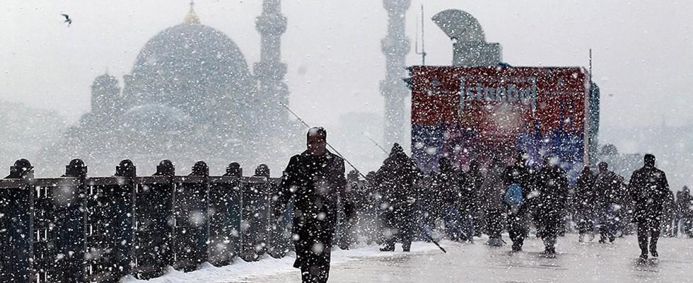 İstanbullular dikkat! Beyaz kabus geri geliyor...