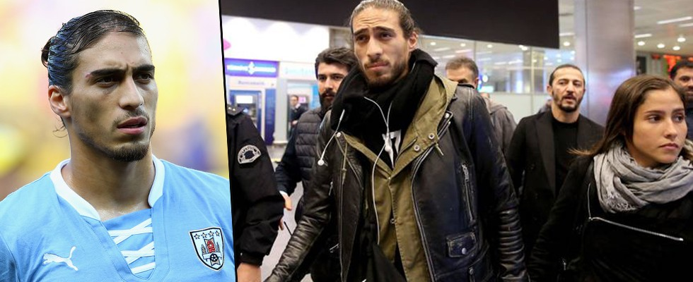 'Caceres' transferinde flaş gelişme
