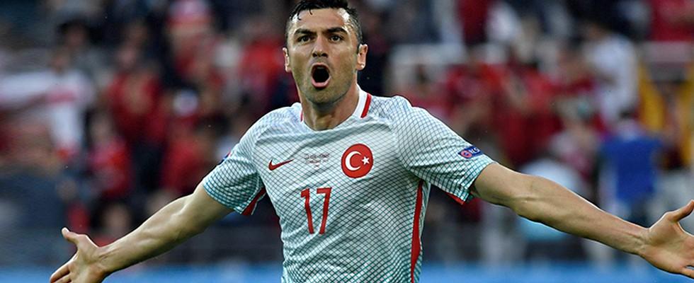 Trabzonspor'dan 'Burak Yılmaz' açıklaması!