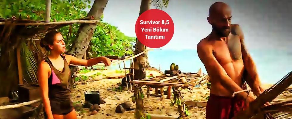 Gönüllüler adasında ortalık karıştı!