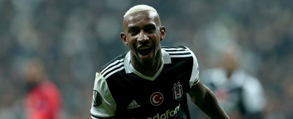 Beşiktaş'a Talisca müjdesi