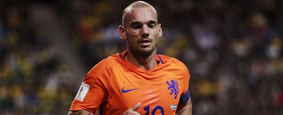 Sneijder'e sürpriz talip!