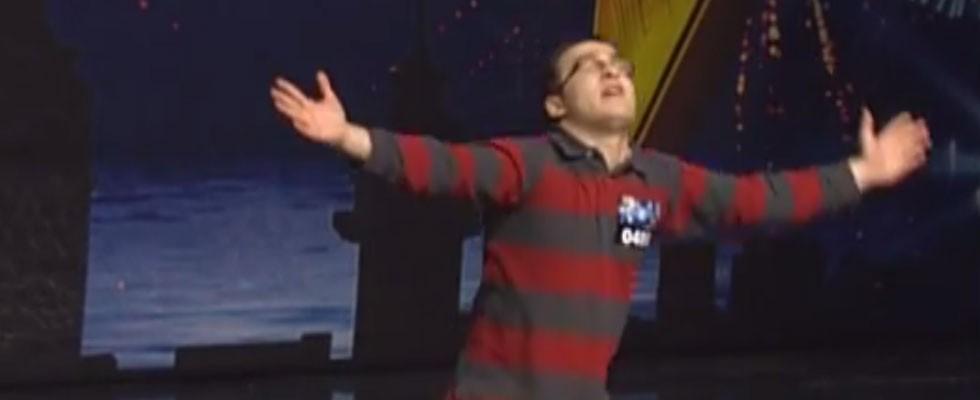 Nurullah Selim dans ederken kendinden geçti!