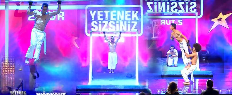 Yetenek Sizsiniz Türkiye'de görsel şölen!