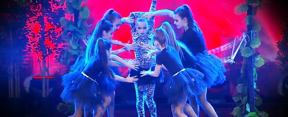 Yetenek Sizsiniz Türkiye'de muhteşem dans gösterisi!