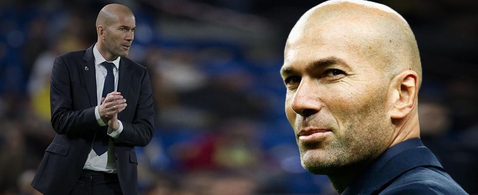 Zidane müjdeyi verdi!