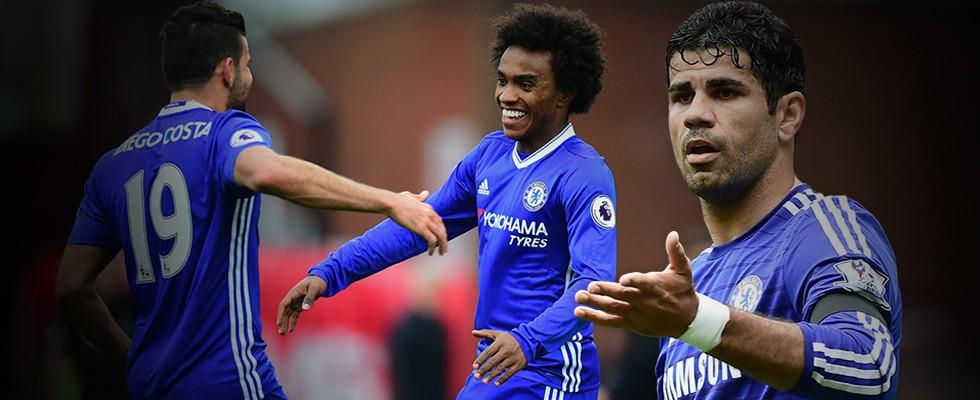 Diego Costa transferinde mutlu son!
