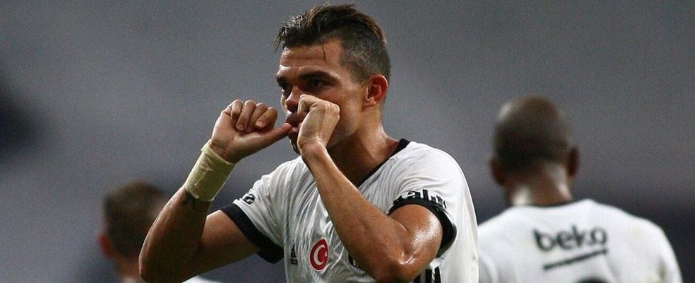 Pepe'den Fenerbahçe derbisi mesajı!