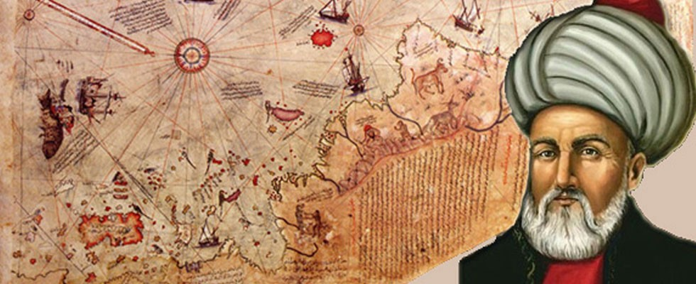 Piri Reis'in çizdiği haritanın büyük sırrı!