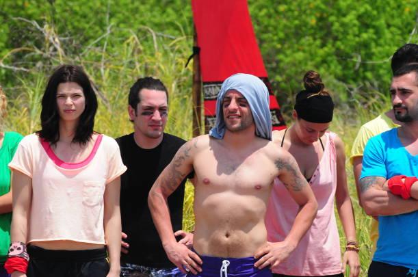 Survivor - 1.Bölüm 2.Ödül Oyunu