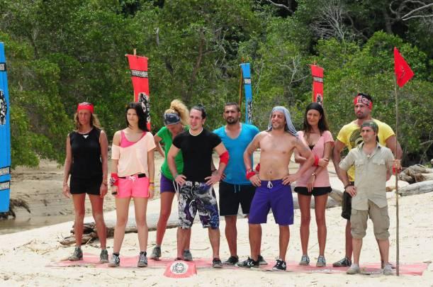 Survivor - 2.Bölüm Ödül Oyunu
