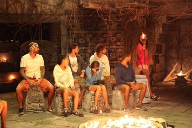 Survivor 8. Bölüm Ada Konseyi