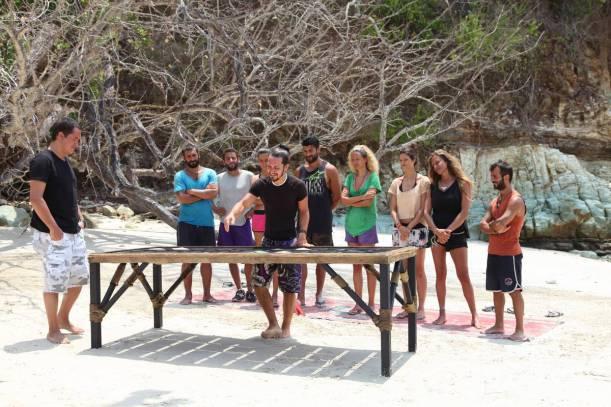 Yarışmacılar Sucuk-Ekmek Ödülü İçin Böyle Yarıştı