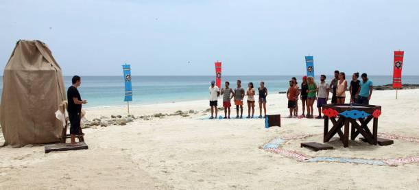 Survivor - 13.Bölüm Ödül Oyunu