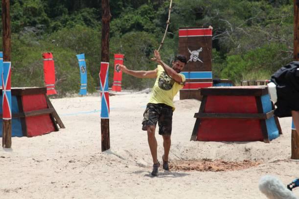 Survivor - 6.Bölüm 1. Ödül Oyunu