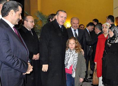 Başbakan'dan 'Cesur Kız'a Hediye