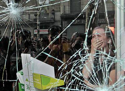 İspanya'da Genel Grev: 174 Gözaltı
