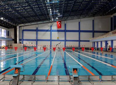 24 Kente Daha Olimpik Yüzme Havuzu