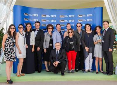Cannes'da İstanbul Film Festivali Kokteyli!