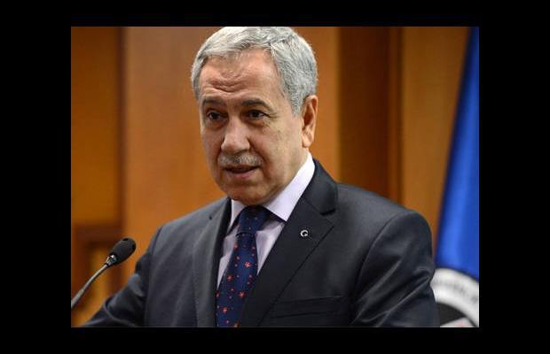 Arınç'tan Ekmeleddin İhsanoğlu'na eleştiri