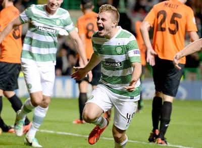 Celtic'i Son Dakika Golü Kurtardı!