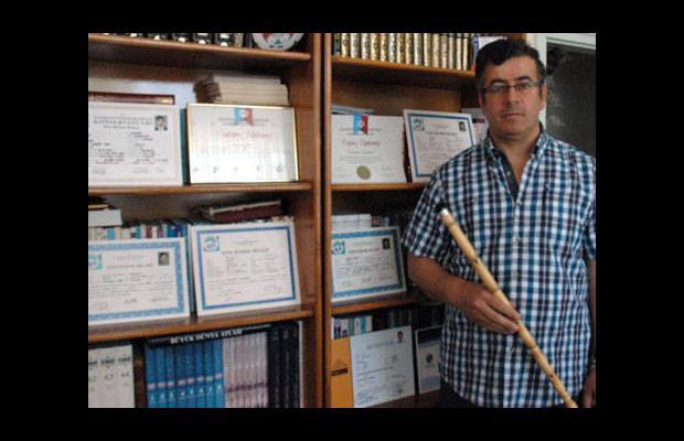 Milenyum İmamı'nın hedefi 7'nci diploma