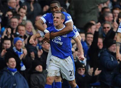 Everton Zirveyi Sarstı