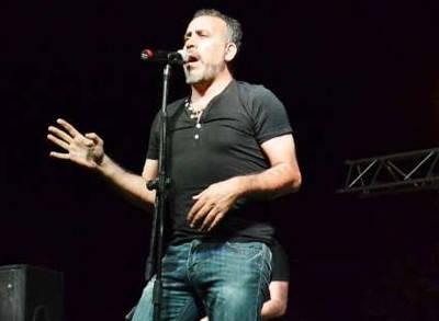 Suriye İçin Arapça Şarkı Söyledi
