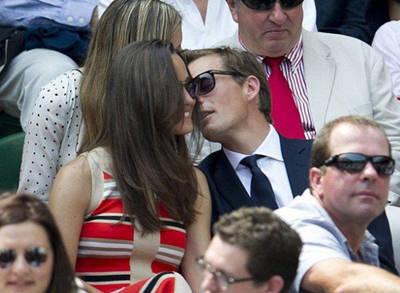 Pippa Middleton Gizlice Nişanlandı