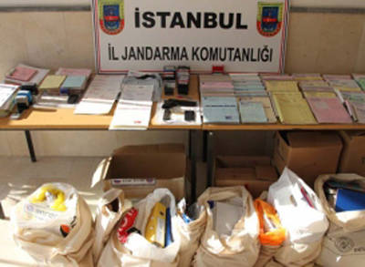 İstanbul Jandarmasından Dev Operasyon