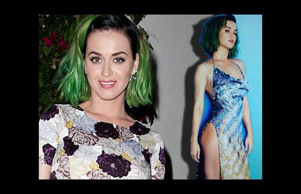 Katy Perry sosyal medyayı salladı!