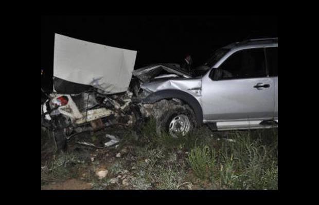 Ordu'da trafik kazaları: 8 yaralı