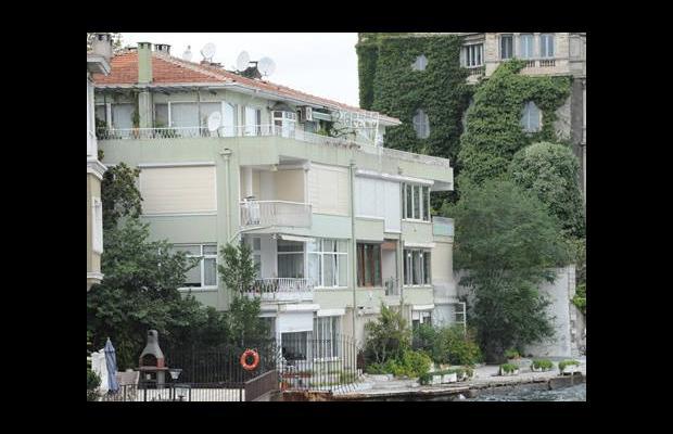 İşte Ahmet Kural'ın yeni evi