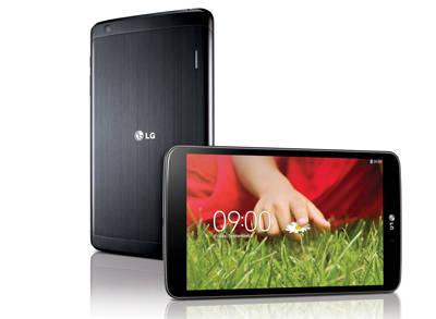 LG G Pad 8.3 IFA'da Görücüye Çıkıyor