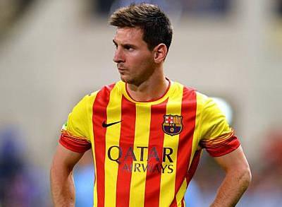 Messi Herkesi Şaşırttı!