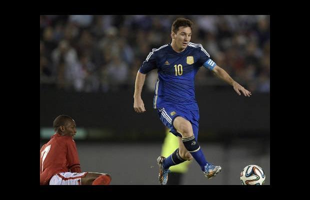 Messi'nin muhteşemliği tarifsiz